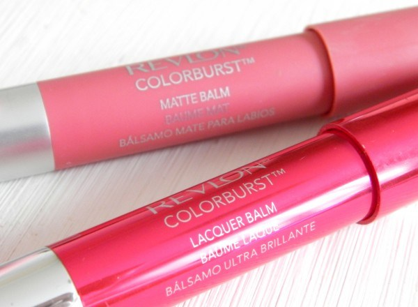 A Review of Revlon ColorBurst Matte & Lacquer Balms
