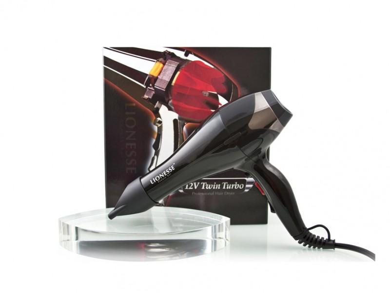 Lionesse 12V Turbo Hair Dryer