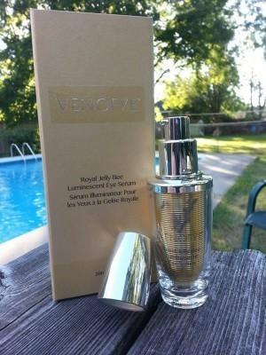 Venofye Royal Jelly Bee Luminescent Eye Serum