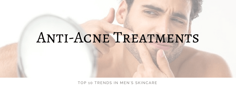 Lucky Polls anti-acne treatments