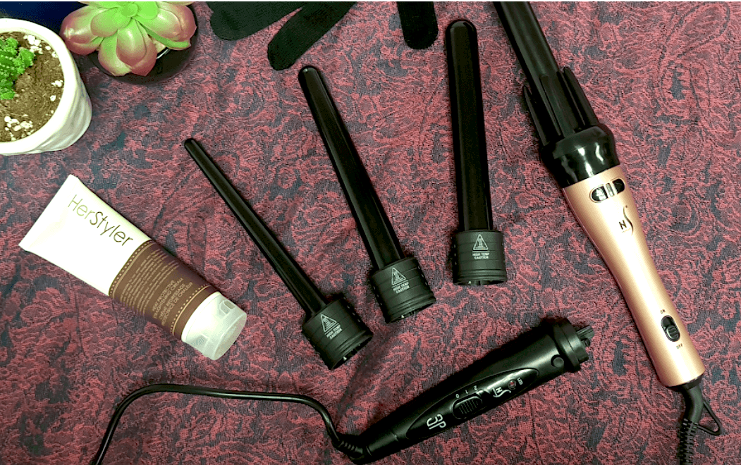 Herstyler 3P Curler review