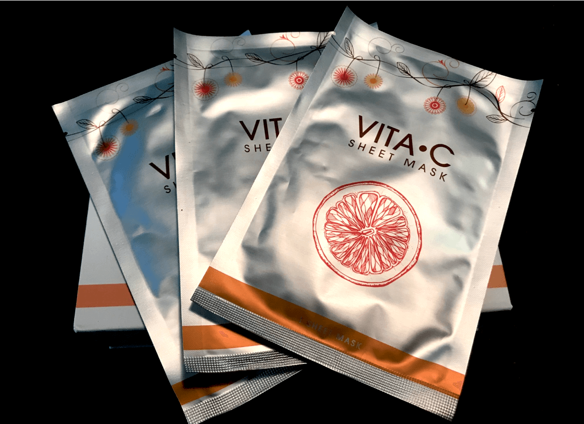 Vivo Per Lei Vita-C Sheet Mask review