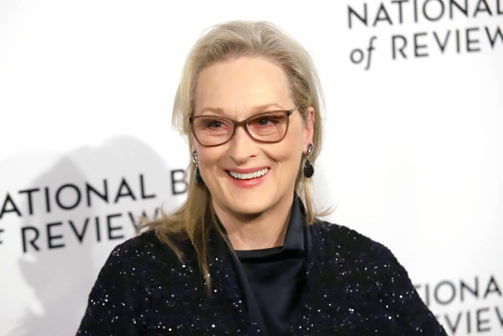 Meryl Streep attends the National Board of Review Awards at Cipriani on January 9, 2018, in New York