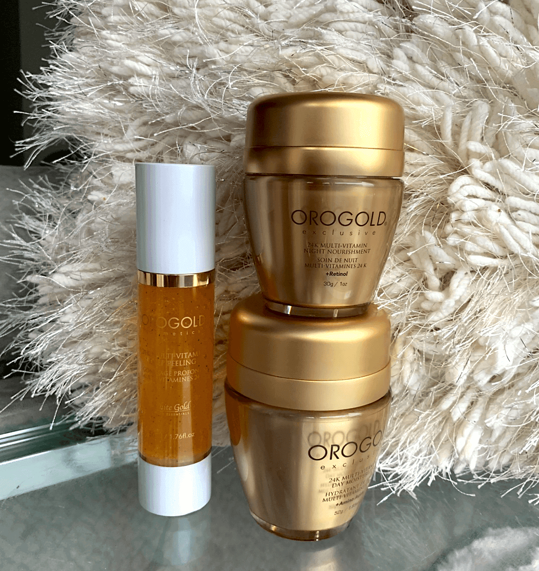 Orogold 24K Multi-Vitamin Collection review