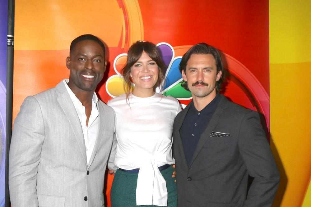 Sterling K. Brown, Mandy Moore, Milo Ventimiglia